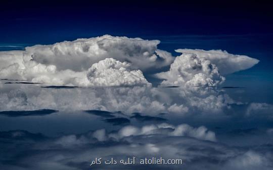 عکس ابرها